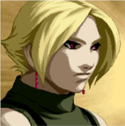 Adelheid KOF 2003 Portrait