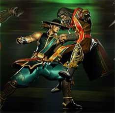 Kung Lao MKDA Ending 1