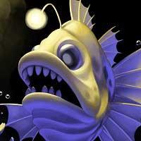 Angler Fish LOZ IV LB