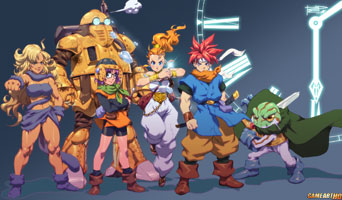 Chrono Trigger Wallpaper by Robert Porter