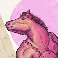 Horsehead Zelda 2 BLIV