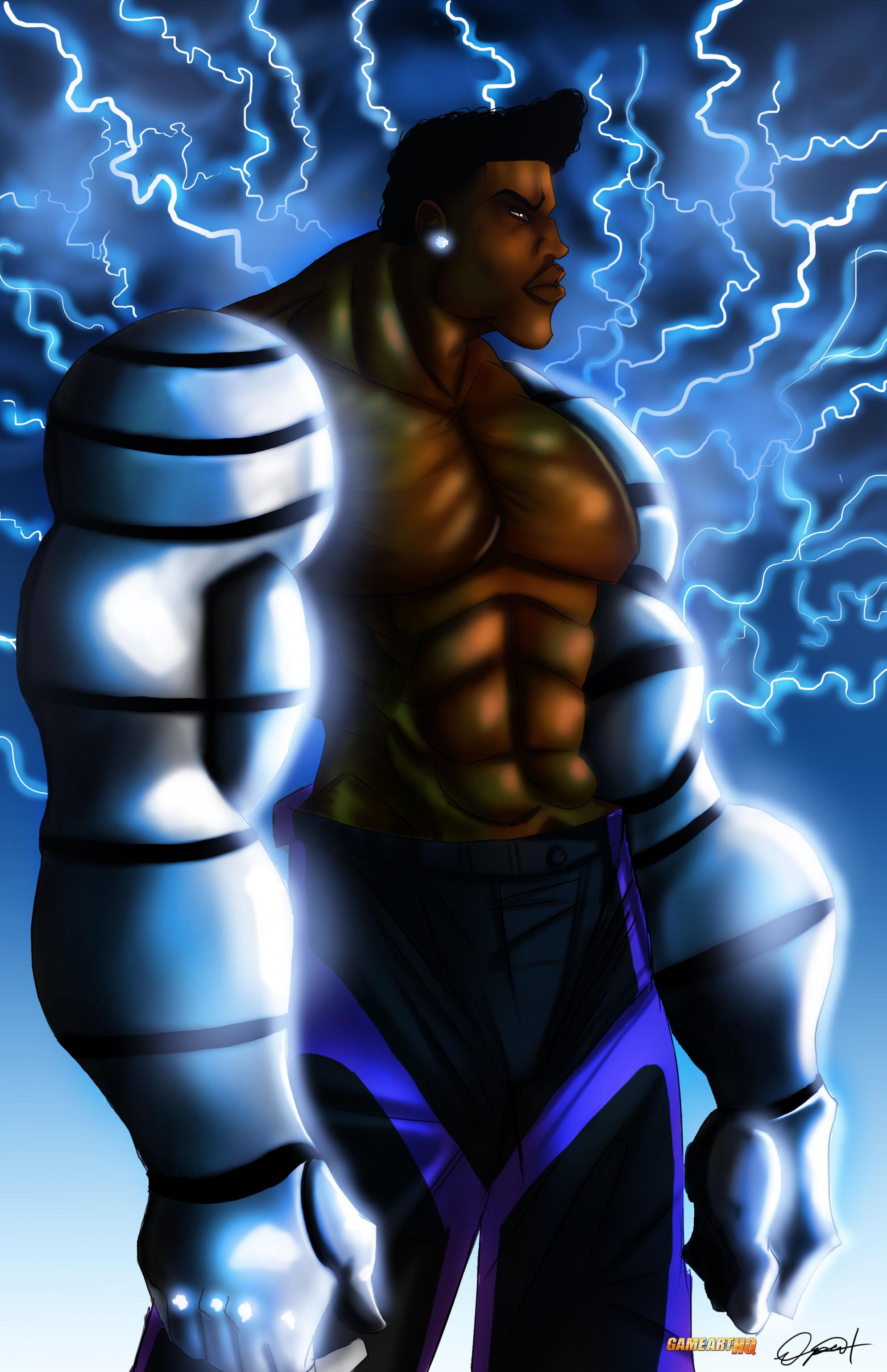 Jax Mortal Kombat 3