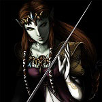 Possessed Zelda LoZ Twilight Princess for Link's Blacklist