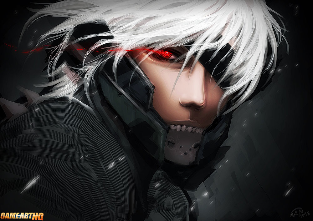 Raiden MGR Portrait