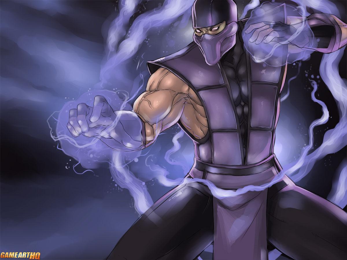 Rain MK Tribute Mortal Kombat 3