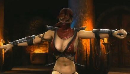 Skarlet Intro Screenshot